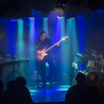 Photo de Wake Up trio en concert avec Vincent Limouzin, Anthony La Rosa et Pascal Bihannic