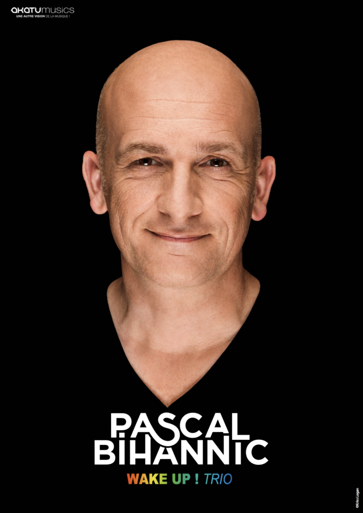 Affiche Pascal Bihannic Wake Up Trio